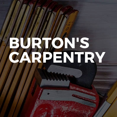 Burton's Carpentry