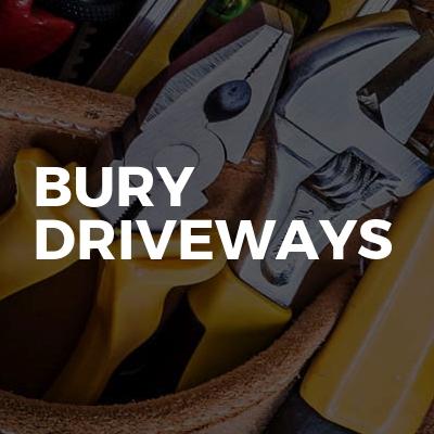 Bury Driveways