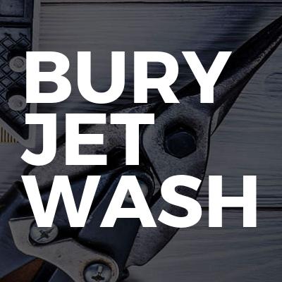 Bury jet wash