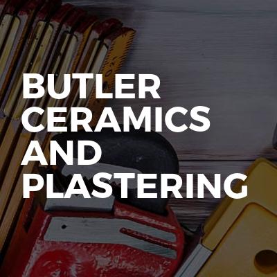 Butler Ceramics And Plastering