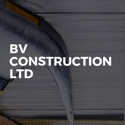 BV CONSTRUCTION LTD