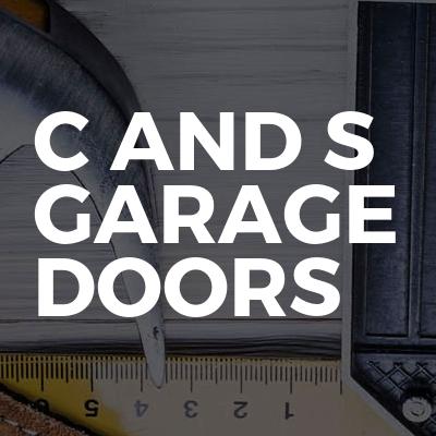 C and S Garage Doors