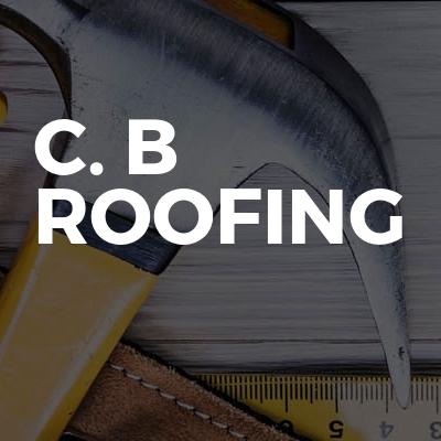 C. B Roofing
