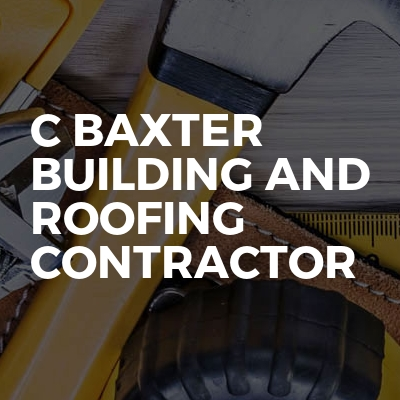 c baxter building and roofing contractor