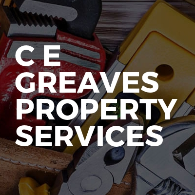 C E Greaves PROPERTY SERVICES