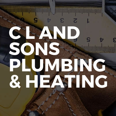 C l and sons plumbing & heating