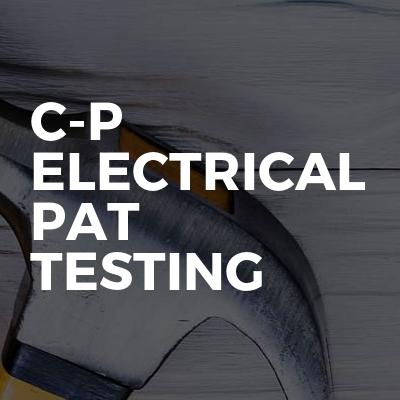 C-P Electrical Pat Testing