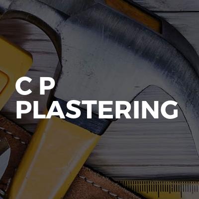 C P Plastering