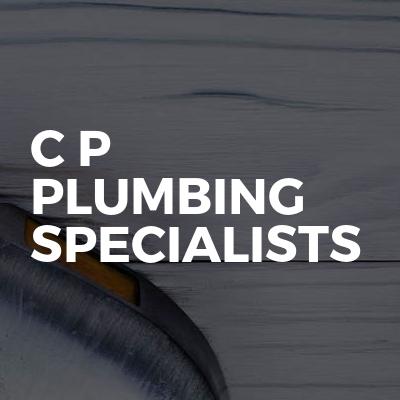 C P Plumbing Specialists