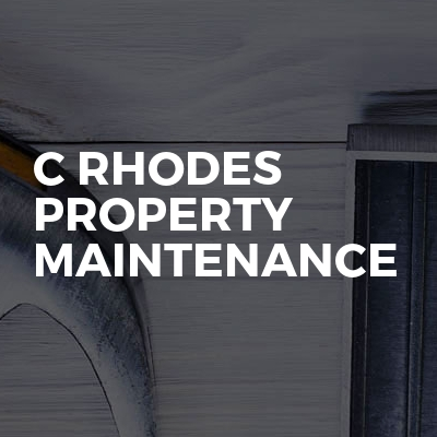 C Rhodes Property Maintenance