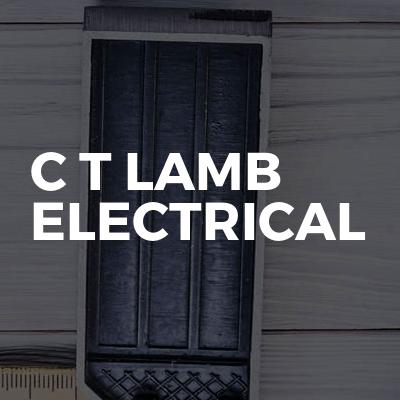 C T Lamb Electrical