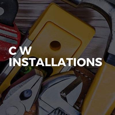 C W Installations
