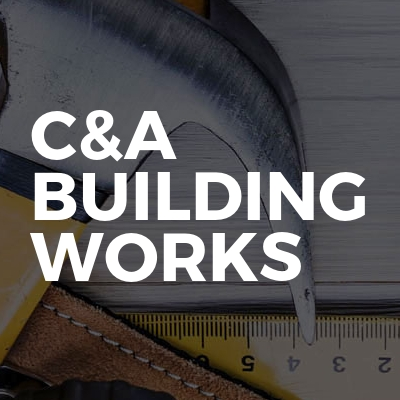 C&A building works