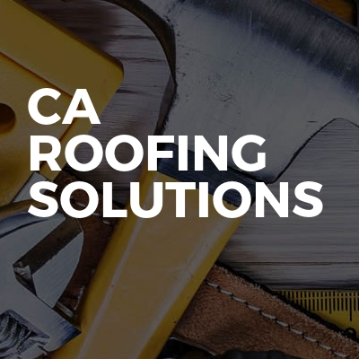 CA Roofing Solutions