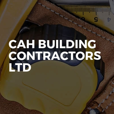 Cah Building Contractors Ltd