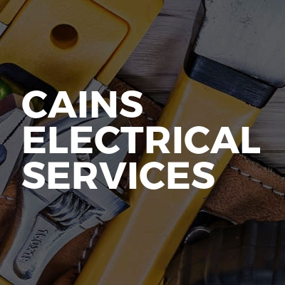 Cains Electrical Services