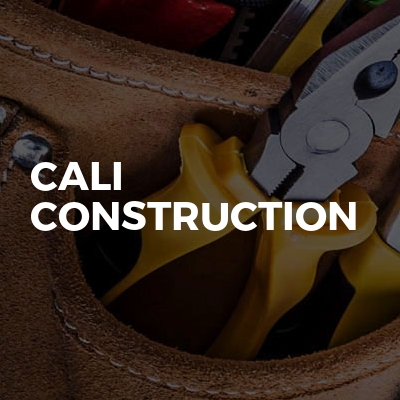 Cali construction