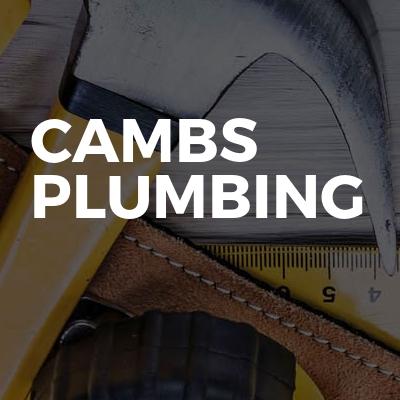 Cambs Plumbing