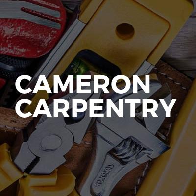 Cameron Carpentry