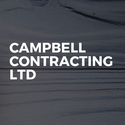 Campbell contracting ltd