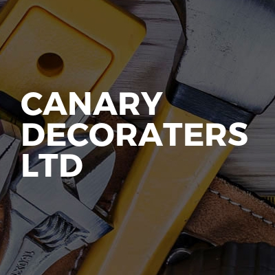 Canary Decoraters LTD