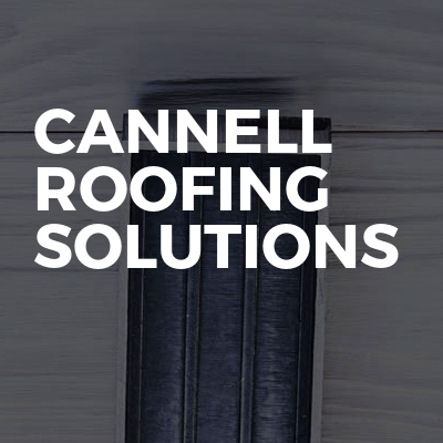 Cannell roofing solutions