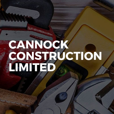 Cannock Construction Limited