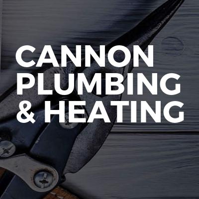 Cannon plumbing & heating