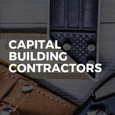 Capital building contractors