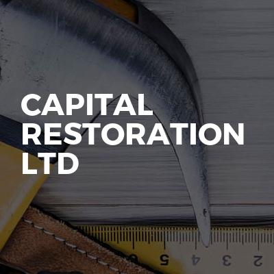 Capital Restoration Ltd