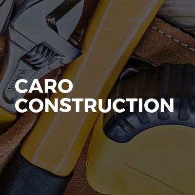 Caro Construction