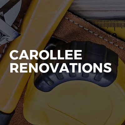 Carollee Renovations