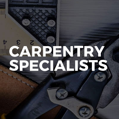 Carpentry Specialists
