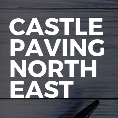 Castle paving north east