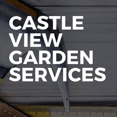 Castle view garden services