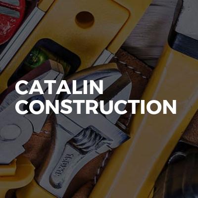 Catalin construction