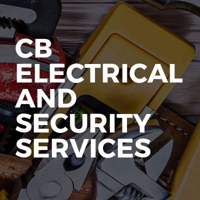 CB Electrical and security services