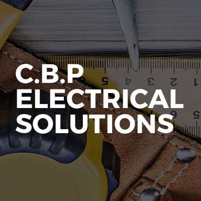 C.B.P Electrical Solutions