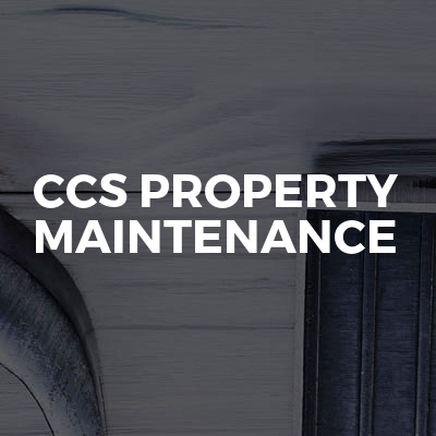 CCS Property Maintenance