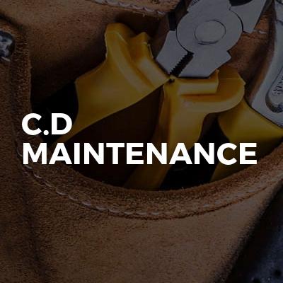 C.D Maintenance