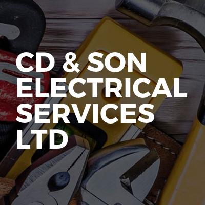 CD & Son Electrical Services Ltd