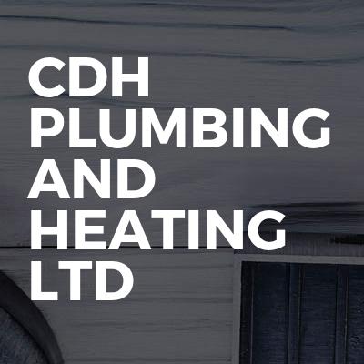CDH Plumbing And Heating Ltd