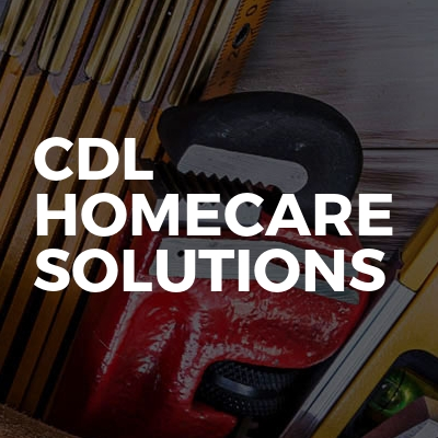 Cdl homecare solutions