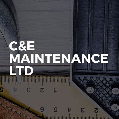 C&e maintenance ltd