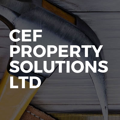 CEF Property Solutions ltd