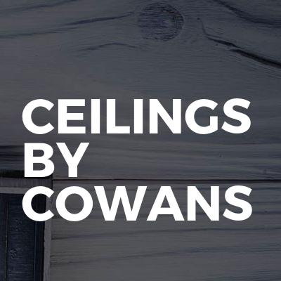 Ceilings By Cowans