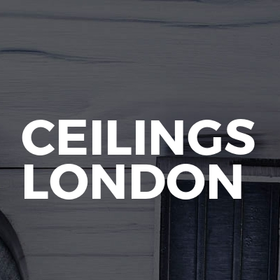 Ceilings London