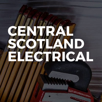 Central Scotland Electrical