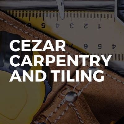 Cezar Carpentry And Tiling