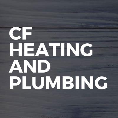 CF Heating and Plumbing